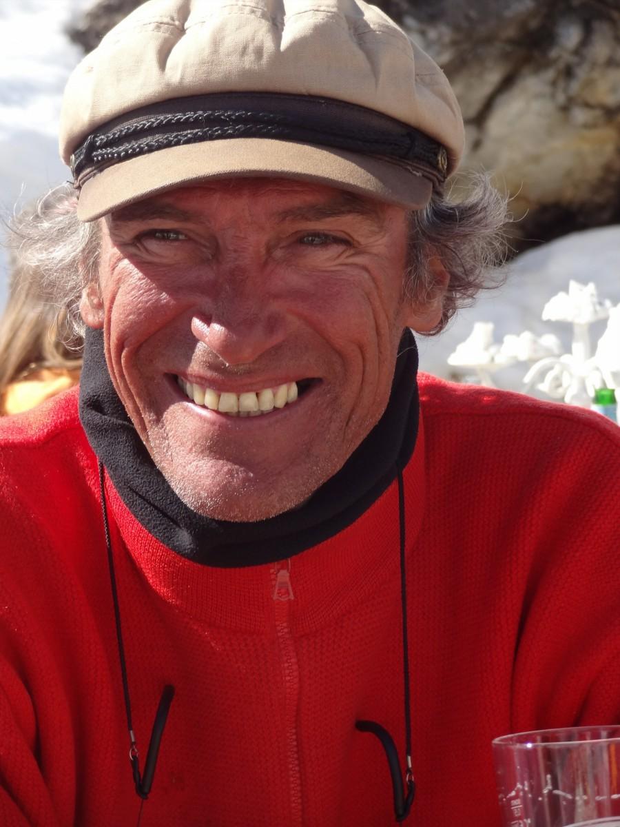 Ski instructor france